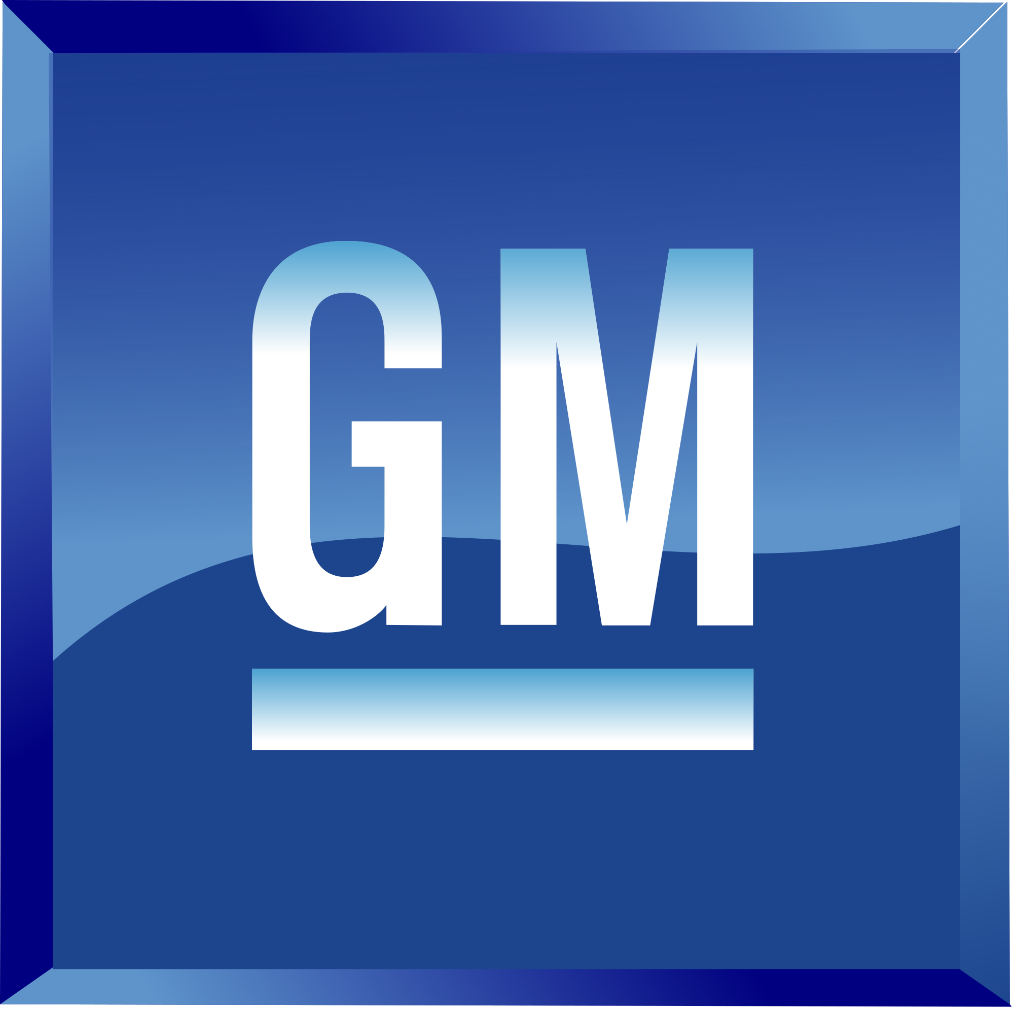 GM Logo Large Colored