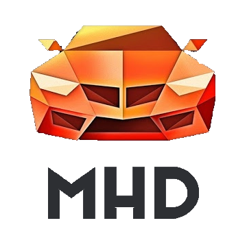 MHD Logo Large Colored