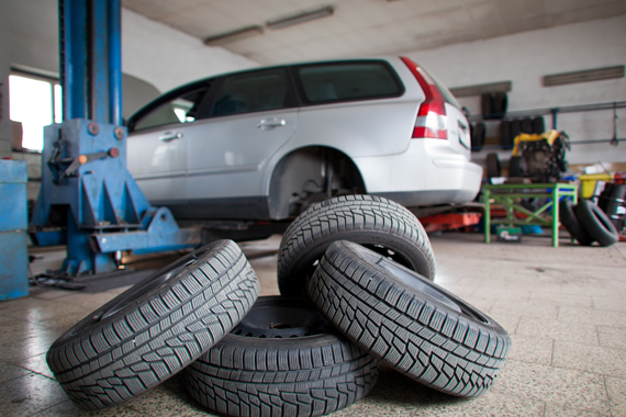 Tire Rotation and Balance, Tire Change, Winter Tires