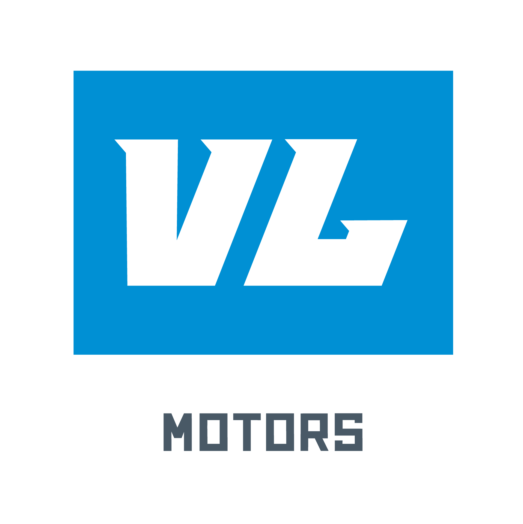VL Motors Colored Stacked Logo